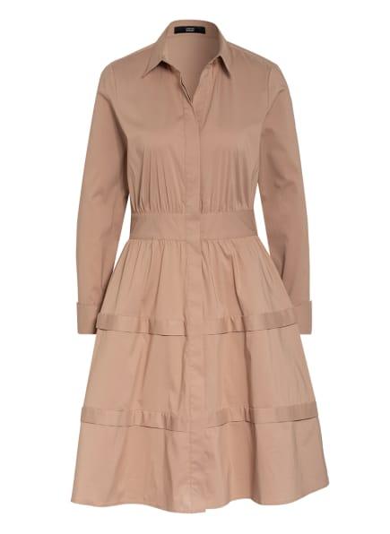 STEFFEN SCHRAUT Hemdblusenkleid, Farbe: BEIGE (Bild 1)