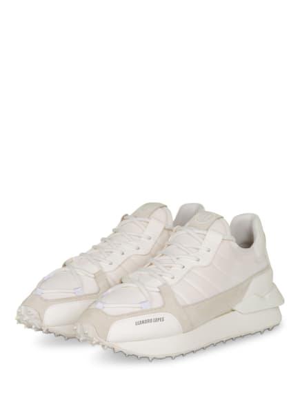 LEANDRO LOPES Sneaker PISTA, Farbe: WEISS/ HELLGRAU (Bild 1)