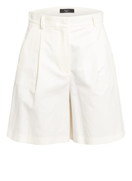 WEEKEND MaxMara Shorts VISINO, Farbe: ECRU (Bild 1)