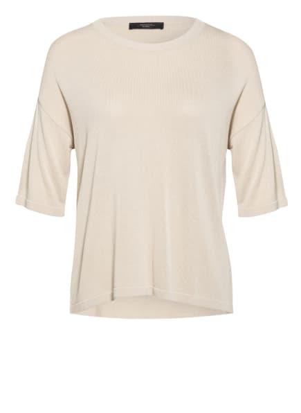 WEEKEND MaxMara Strickshirt LOLLO, Farbe: BEIGE (Bild 1)