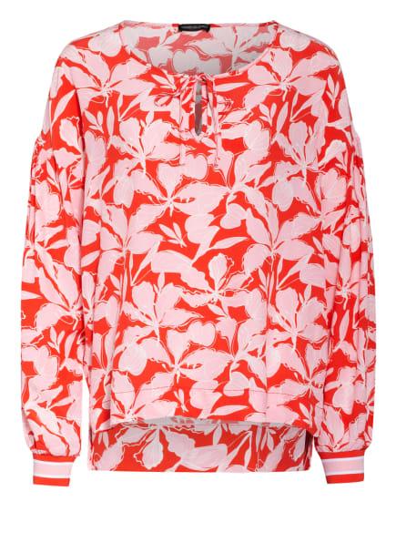 twenty six peers Blusenshirt, Farbe: HELLROT/ ROSA (Bild 1)