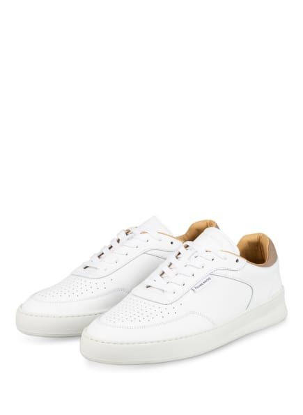 FILLING PIECES Sneaker SPATE PLAIN PHASE , Farbe: WEISS (Bild 1)