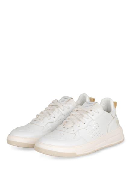 WOMSH Plateau-Sneaker HYPER, Farbe: WEISS/ CREME (Bild 1)