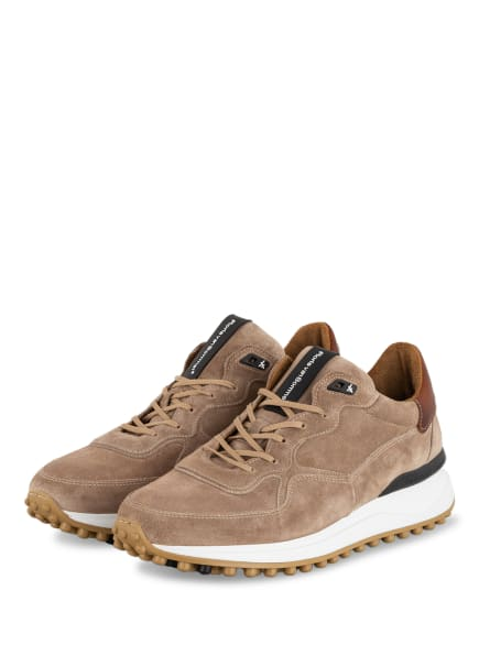 Floris van Bommel Sneaker, Farbe: BEIGE (Bild 1)
