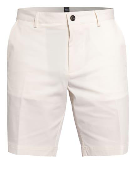 BOSS Chino-Shorts SLICE Slim Fit, Farbe: ECRU (Bild 1)