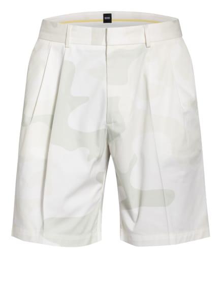 BOSS Shorts KEDNO, Farbe: CREME/ ECRU/ HELLGRAU (Bild 1)