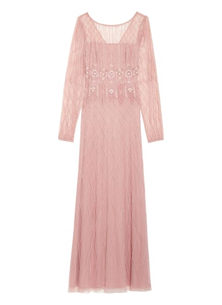 ADRIANNA PAPELL Abendkleid, Farbe: ROSÉ (Bild 1)