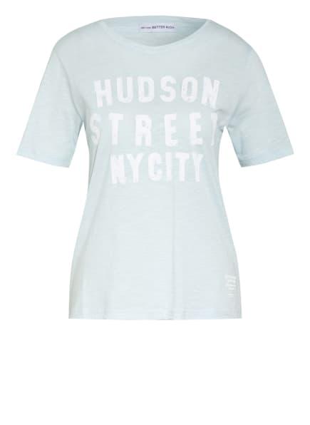 BETTER RICH T-Shirt , Farbe: HELLBLAU/ WEISS (Bild 1)