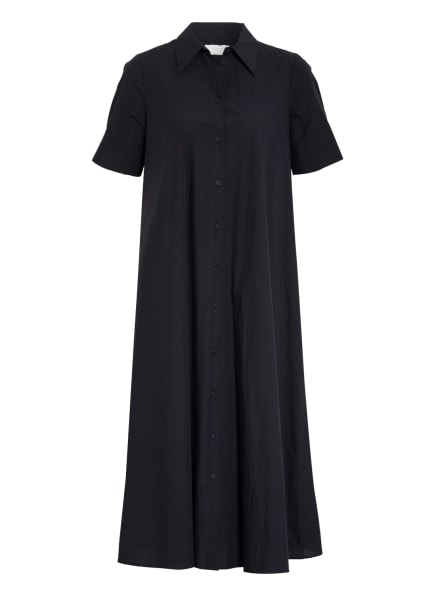 ottod'ame Hemdblusenkleid, Farbe: DUNKELBLAU (Bild 1)