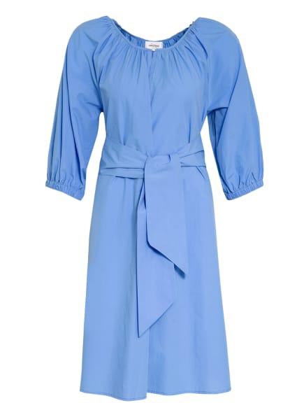 ottod'ame Kleid mit 3/4-Arm, Farbe: HELLBLAU (Bild 1)