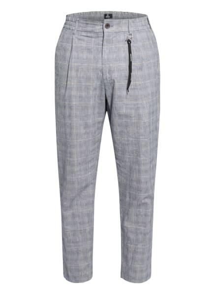 strellson Hose BASHY mit Leinen Extra Slim Fit , Farbe: WEISS/ BLAU/ BEIGE (Bild 1)