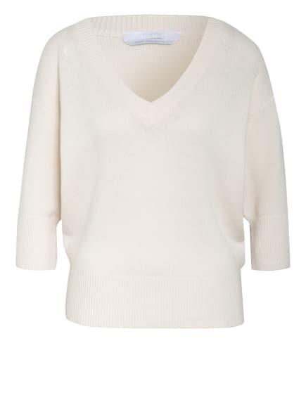 BOSS Cashmere-Pullover FORTINI mit 3/4-Arm, Farbe: ECRU (Bild 1)