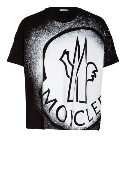 MONCLER T-Shirt, Farbe: SCHWARZ/ WEISS (Bild 1)