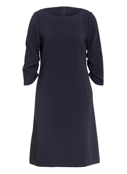 BOSS Kleid DALAILA mit 3/4-Arm, Farbe: DUNKELBLAU (Bild 1)