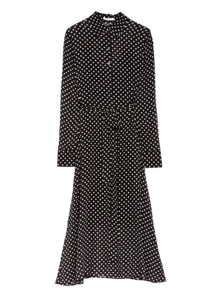 BOSS Kleid DEVITA, Farbe: SCHWARZ/ WEISS (Bild 1)