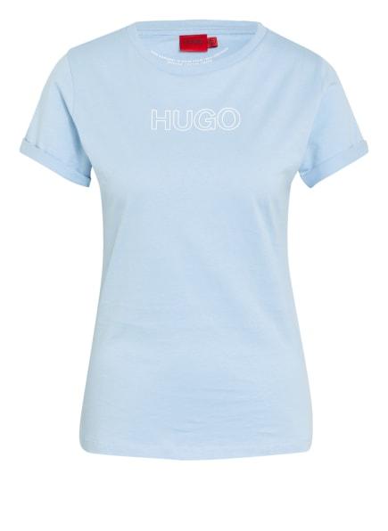 HUGO T-Shirt, Farbe: HELLBLAU (Bild 1)