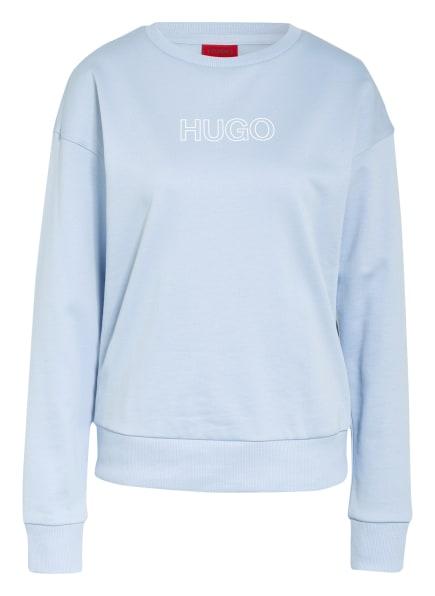 HUGO Sweatshirt NAKIRA , Farbe: HELLBLAU (Bild 1)