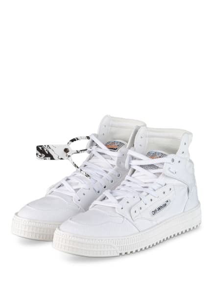 Off-White Hightop-Sneaker OFF COURT 3.0, Farbe: WEISS (Bild 1)