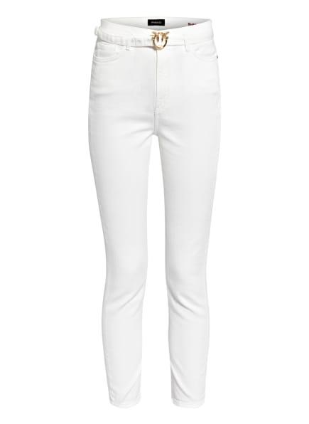 PINKO 7/8-Jeans SUSAN, Farbe: Z08 WHITE (Bild 1)
