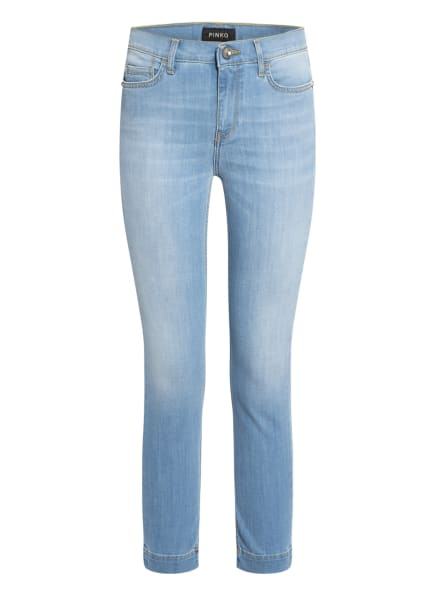 PINKO 7/8-Jeans SABRINA, Farbe: F14 LIGHT BLUE (Bild 1)