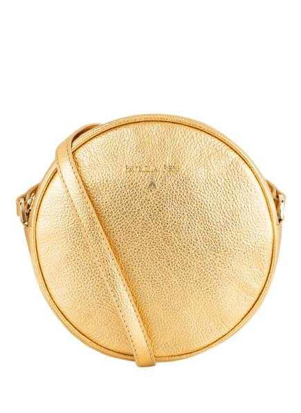 PATRIZIA PEPE Umhängetasche, Farbe: GOLD (Bild 1)