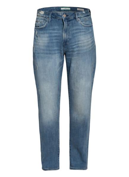 GUESS Destroyed Jeans DRAKE Regular Fit, Farbe: RDND REDONDO. (Bild 1)