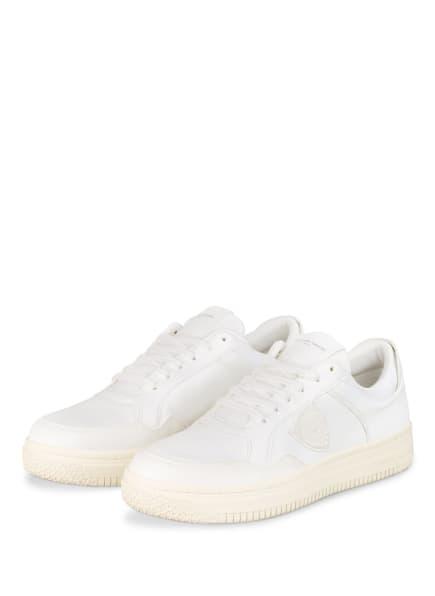 PHILIPPE MODEL Sneaker LYON, Farbe: WEISS/ BEIGE (Bild 1)