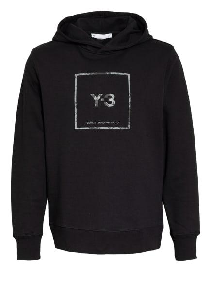 Y-3 Oversized-Hoodie, Farbe: SCHWARZ (Bild 1)