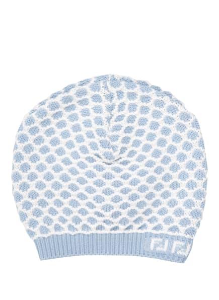 FENDI Mütze, Farbe: HELLBLAU/ WEISS (Bild 1)