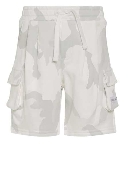DOLCE&GABBANA Cargo-Shorts, Farbe: WEISS/ HELLGRAU (Bild 1)