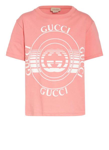 GUCCI T-Shirt, Farbe: ROSA (Bild 1)