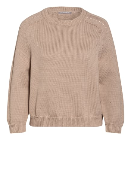 HEMISPHERE Pullover, Farbe: BEIGE (Bild 1)