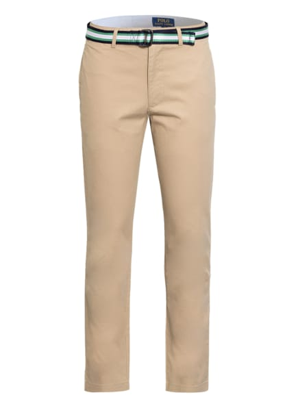 POLO RALPH LAUREN Chino Super Skinny Fit, Farbe: BEIGE (Bild 1)
