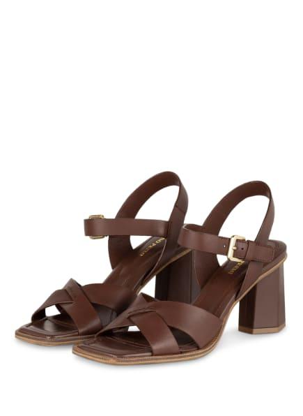 BRUNO PREMI Sandaletten, Farbe: DUNKELBRAUN (Bild 1)