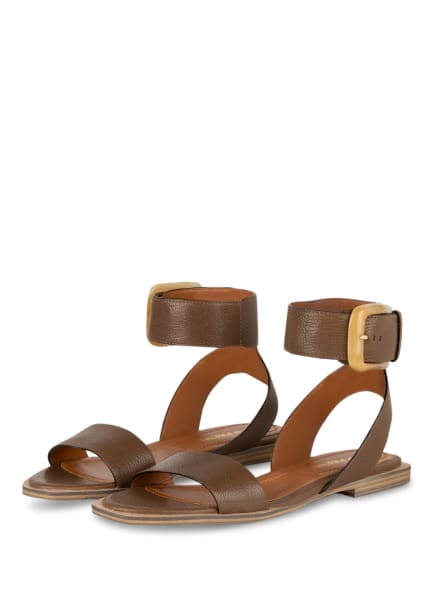 BRUNO PREMI Sandalen, Farbe: BRAUN (Bild 1)