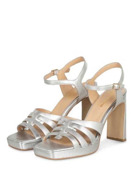 BRUNO PREMI Sandaletten, Farbe: SILBER (Bild 1)