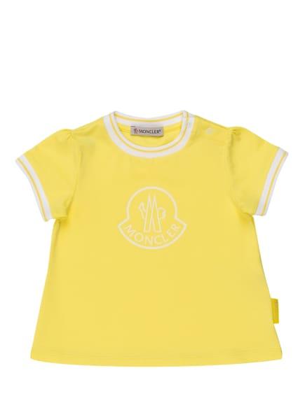MONCLER enfant Shirt, Farbe: GELB/ WEISS (Bild 1)