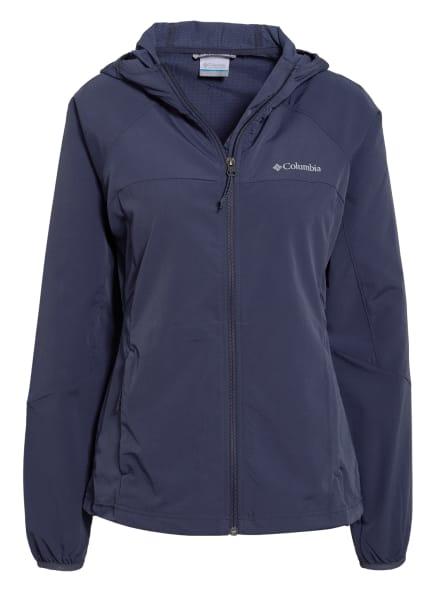 Columbia Softshell-Jacke SWEET PANTHER™, Farbe: BLAU (Bild 1)