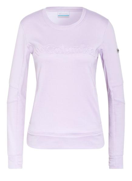 Columbia Sweatshirt WINDGATES™ TECH, Farbe: HELLLILA (Bild 1)