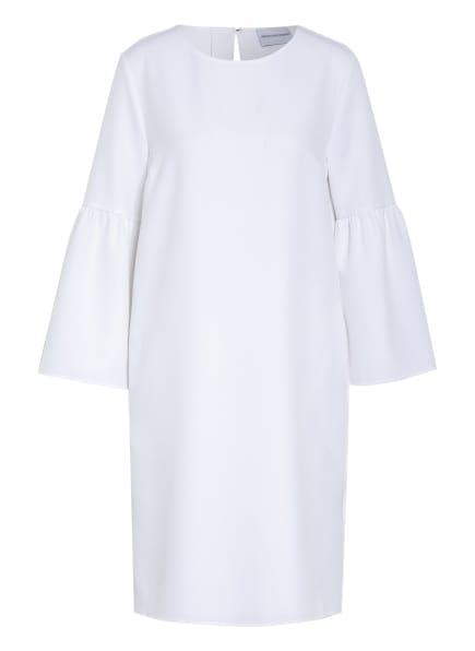 HERZEN'S ANGELEGENHEIT Kleid mit Rüschenbesatz, Farbe: WEISS (Bild 1)
