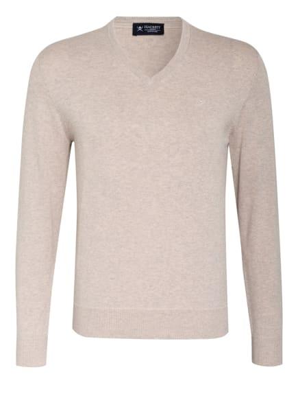 HACKETT LONDON Pullover, Farbe: ROSÉ/ HELLGRAU (Bild 1)