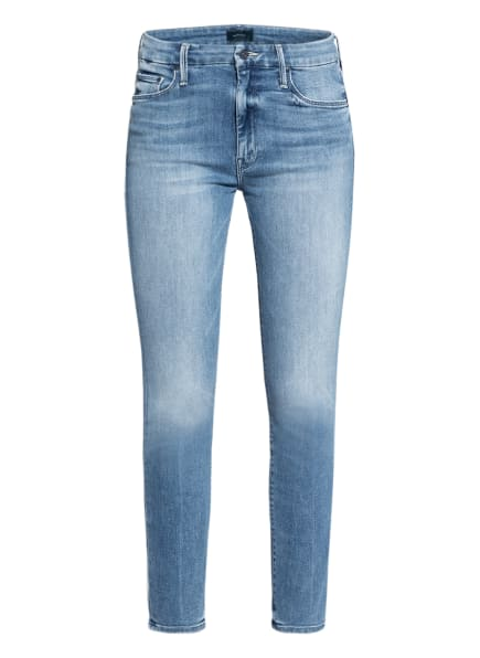 MOTHER 7/8-Jeans THE LOOKER ANKLE, Farbe: WTH WE THE ANIMALS (Bild 1)