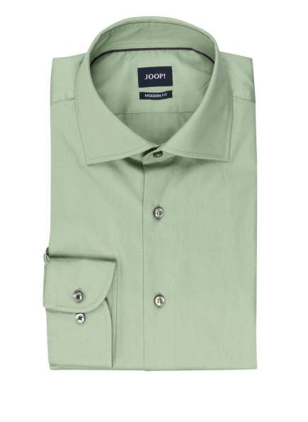 JOOP! Hemd MIKA Modern Fit, Farbe: HELLGRÜN (Bild 1)