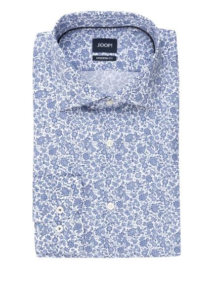 JOOP! Hemd MIKA Modern Fit, Farbe: WEISS/ BLAU (Bild 1)