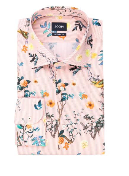 JOOP! Hemd MIKA Modern Fit, Farbe: LACHS/ WEISS/ ORANGE (Bild 1)