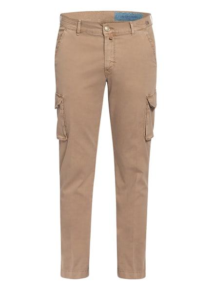 JACOB COHEN Cargohose IKE Regular Fit, Farbe: CAMEL (Bild 1)