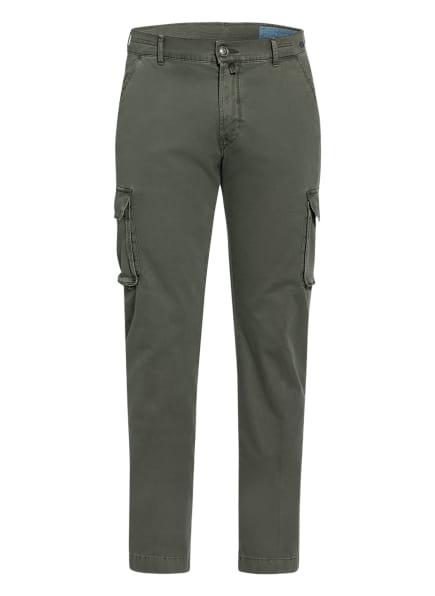 JACOB COHEN Cargohose IKE Regular Fit, Farbe: OLIV (Bild 1)