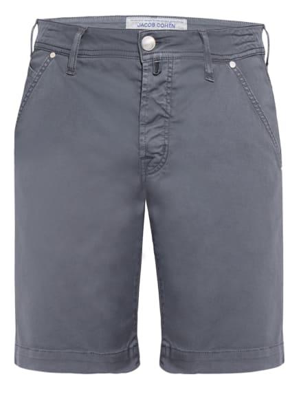 JACOB COHEN Chino-Shorts J6613 Comfort Fit, Farbe: BLAUGRAU (Bild 1)