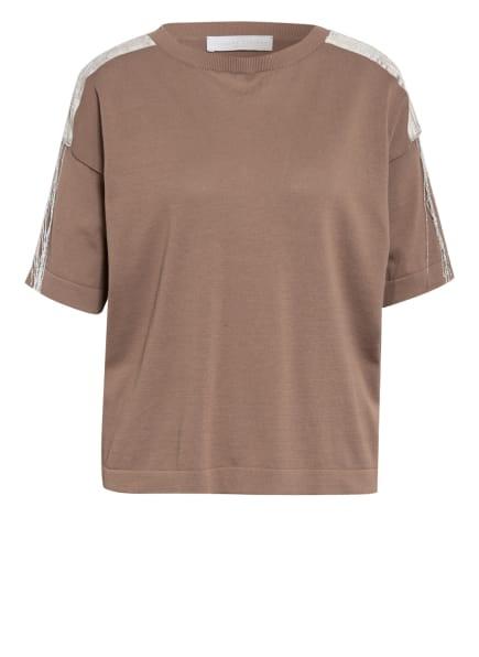FABIANA FILIPPI Pullover, Farbe: HELLBRAUN (Bild 1)