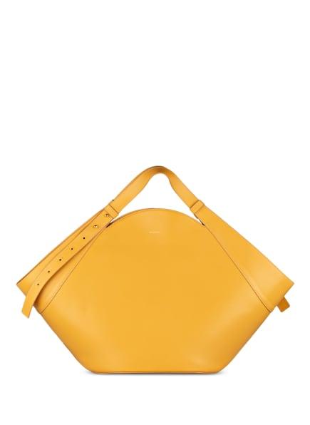 YUZEFI Shopper BASKET, Farbe: DUNKELGELB (Bild 1)